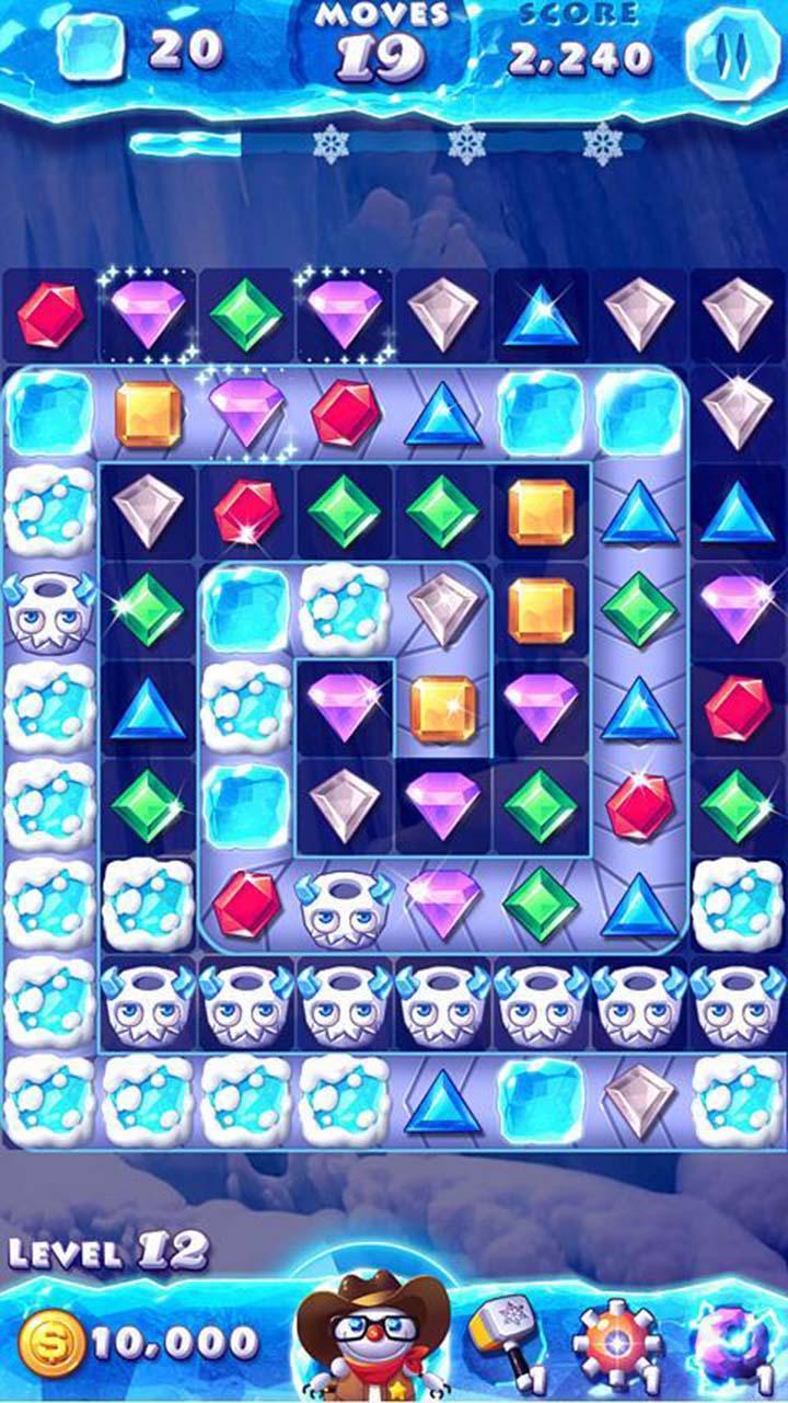 Ice Crush screen 2
