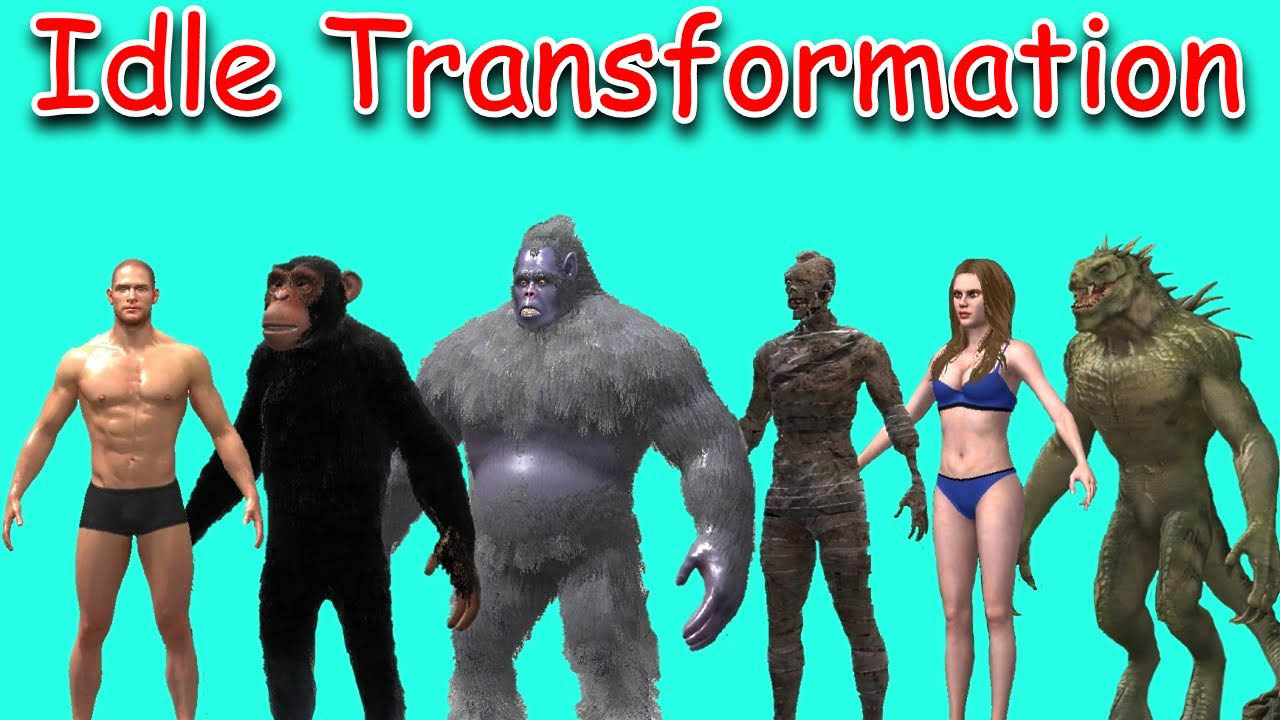 Idle Transformation poster