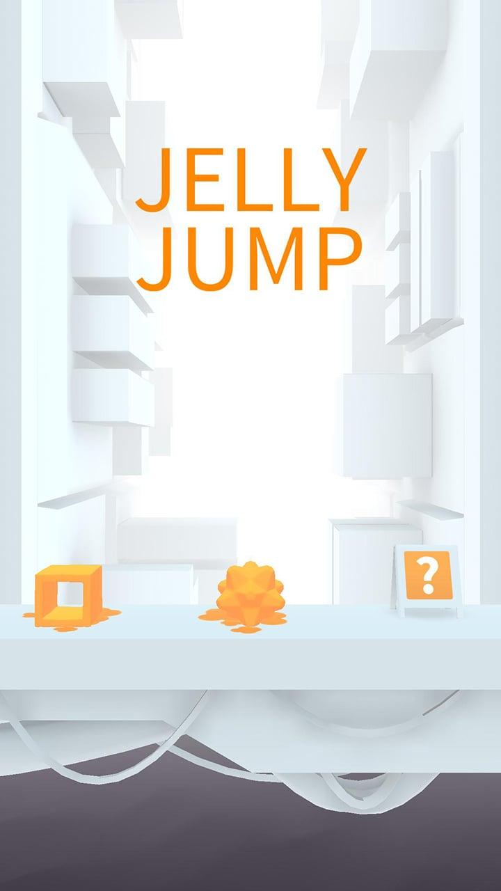 Jelly Jump screen 1