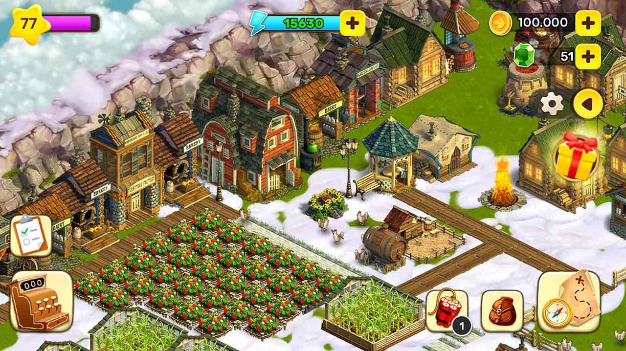 Klondike Adventures screen 4