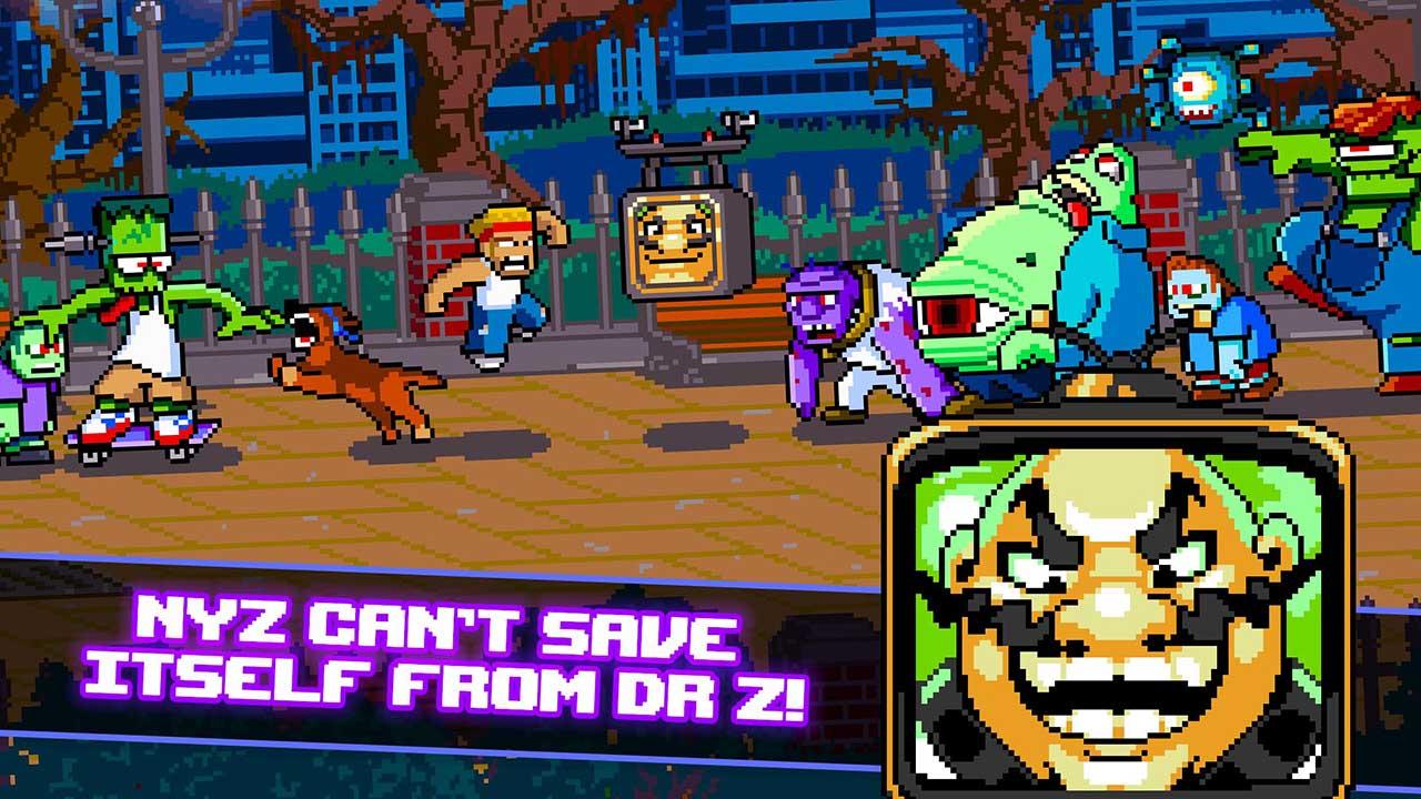 Kung Fu Z screen 3