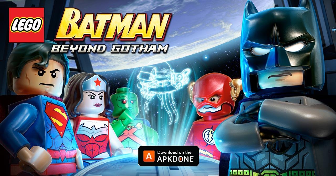 LEGO Batman: Beyond Gotham MOD APK 1.10.4 Download ...