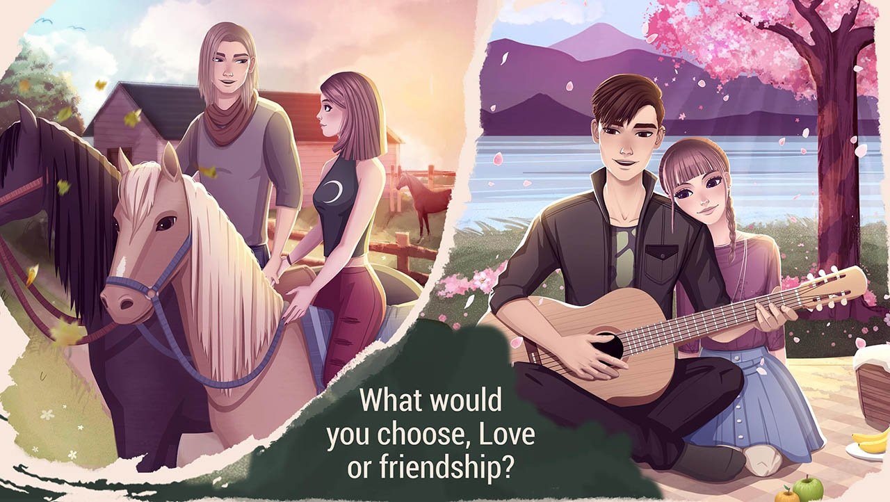 Love Story Games screen 0