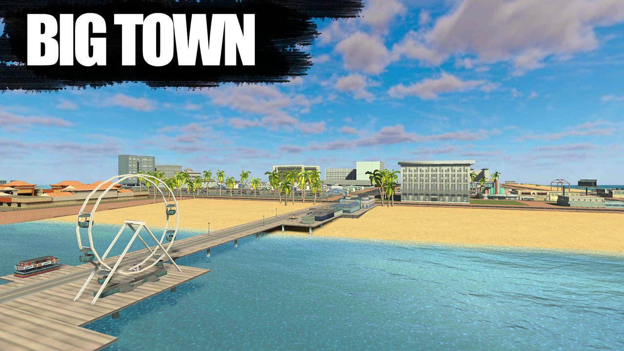 Mad Town Online screen 1