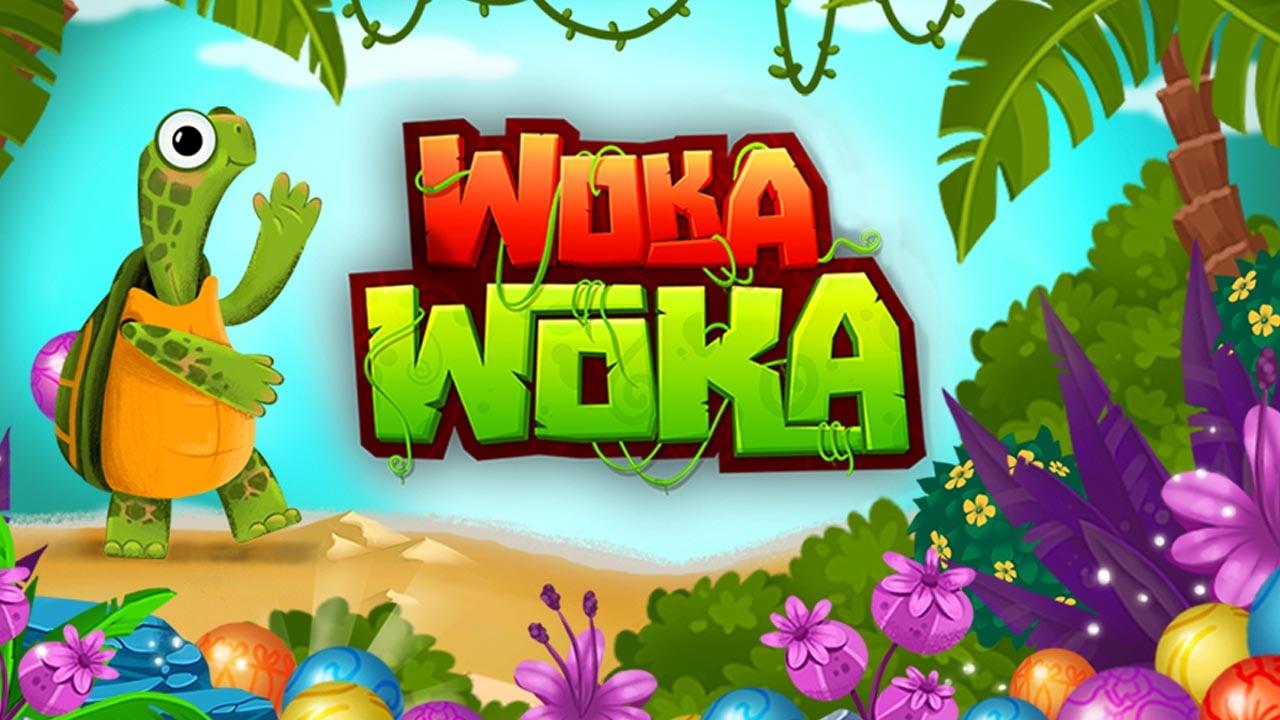 Marble Woka Woka post