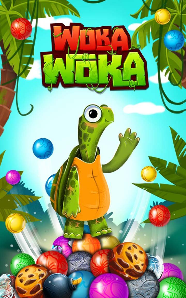 Marble Woka Woka screen 3