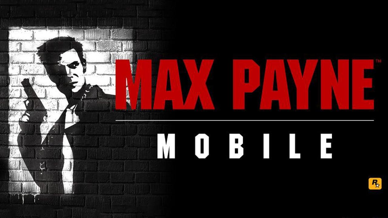 Max Payne Mobile poster