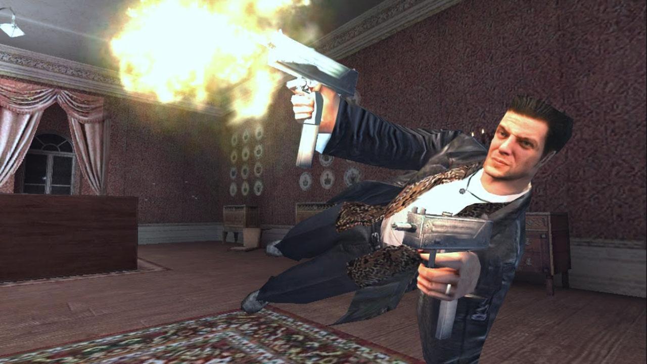 Max Payne Mobile screen 1