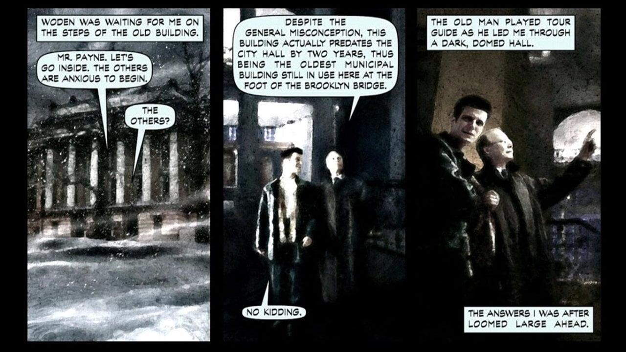 Max Payne Mobile screen 2