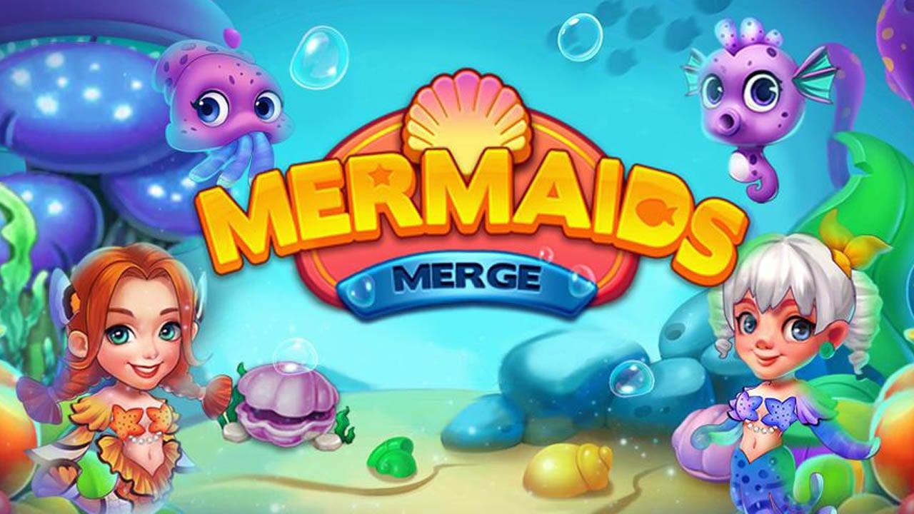 Merge Mermaids poster