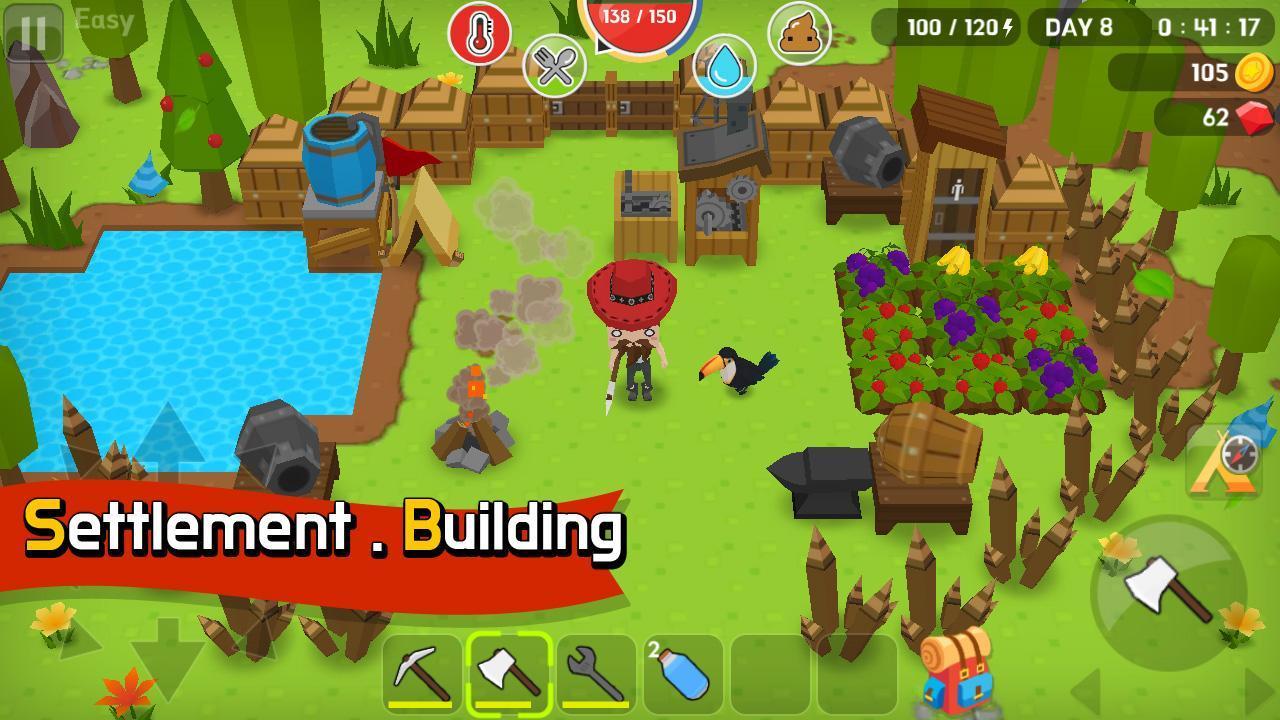 Mine Survival screen 2