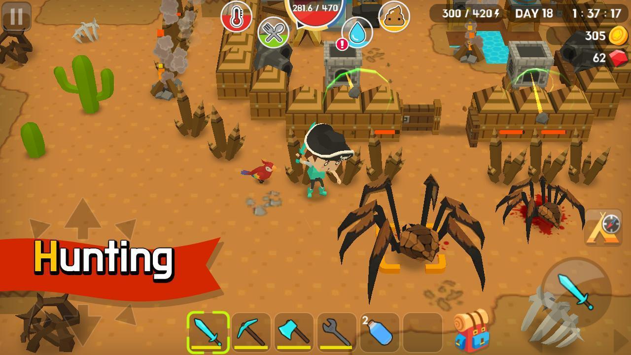 Mine Survival screen 3