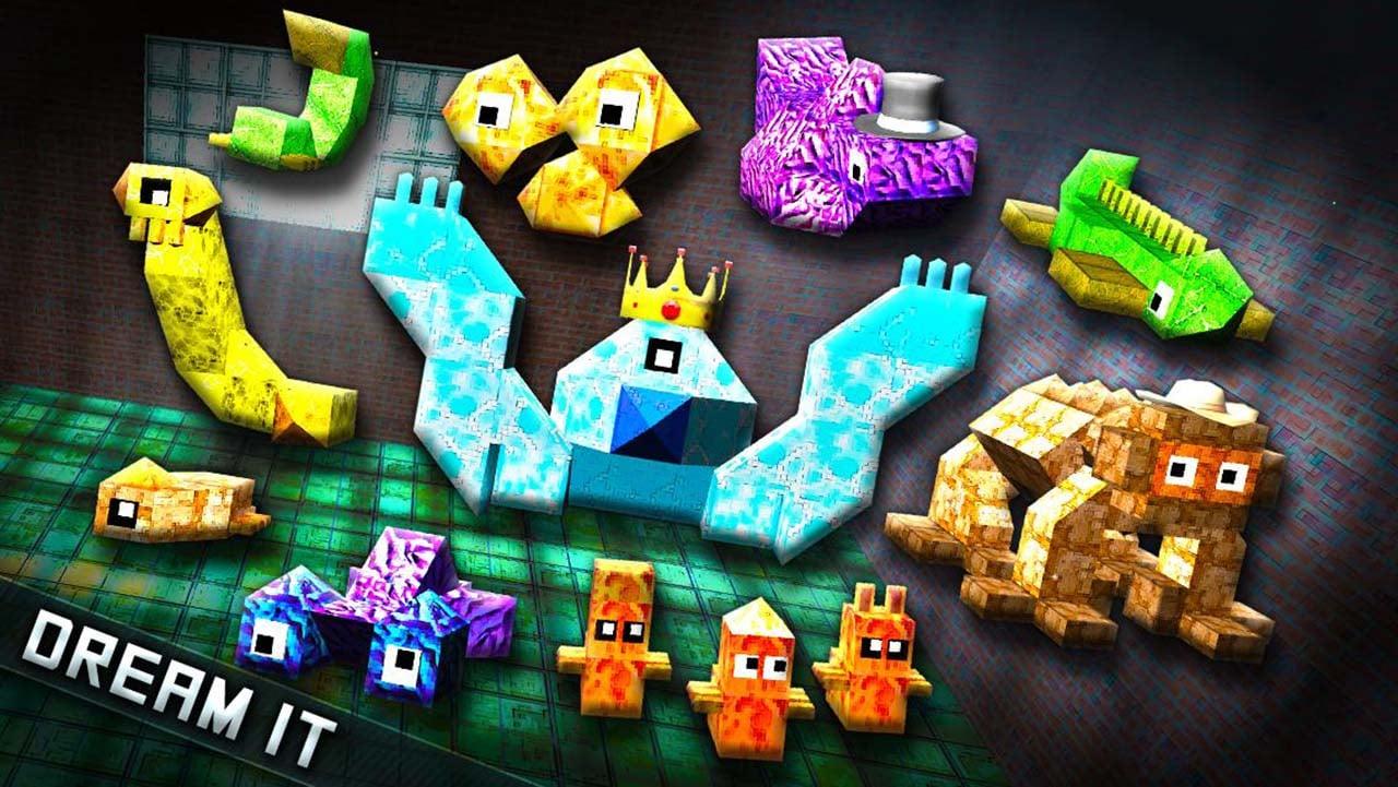MonsterCrafter screen 0