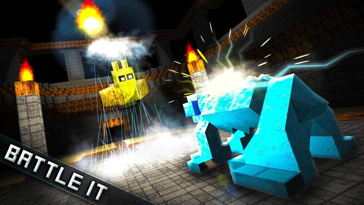 MonsterCrafter screen 3