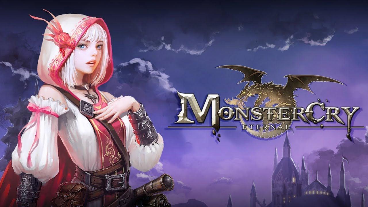 MonsterCry Eternal poster