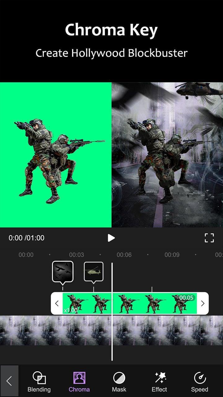 Motion Ninja screen 2