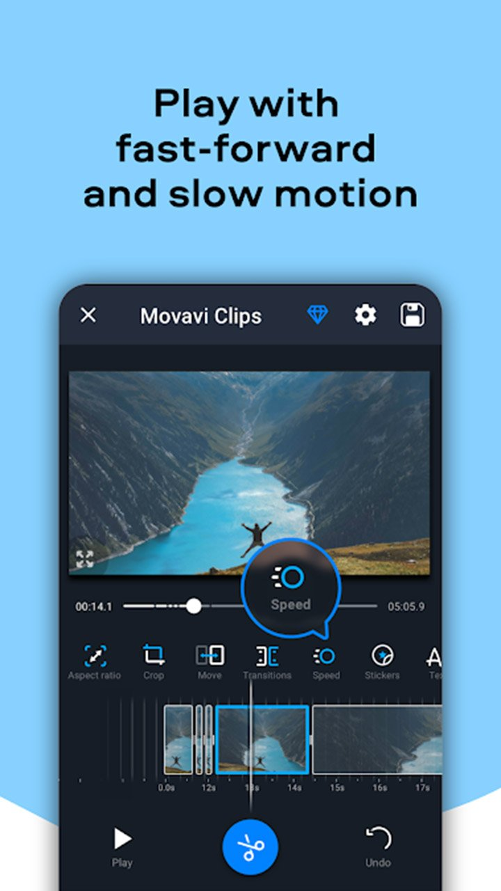 Movavi Clips screen 6