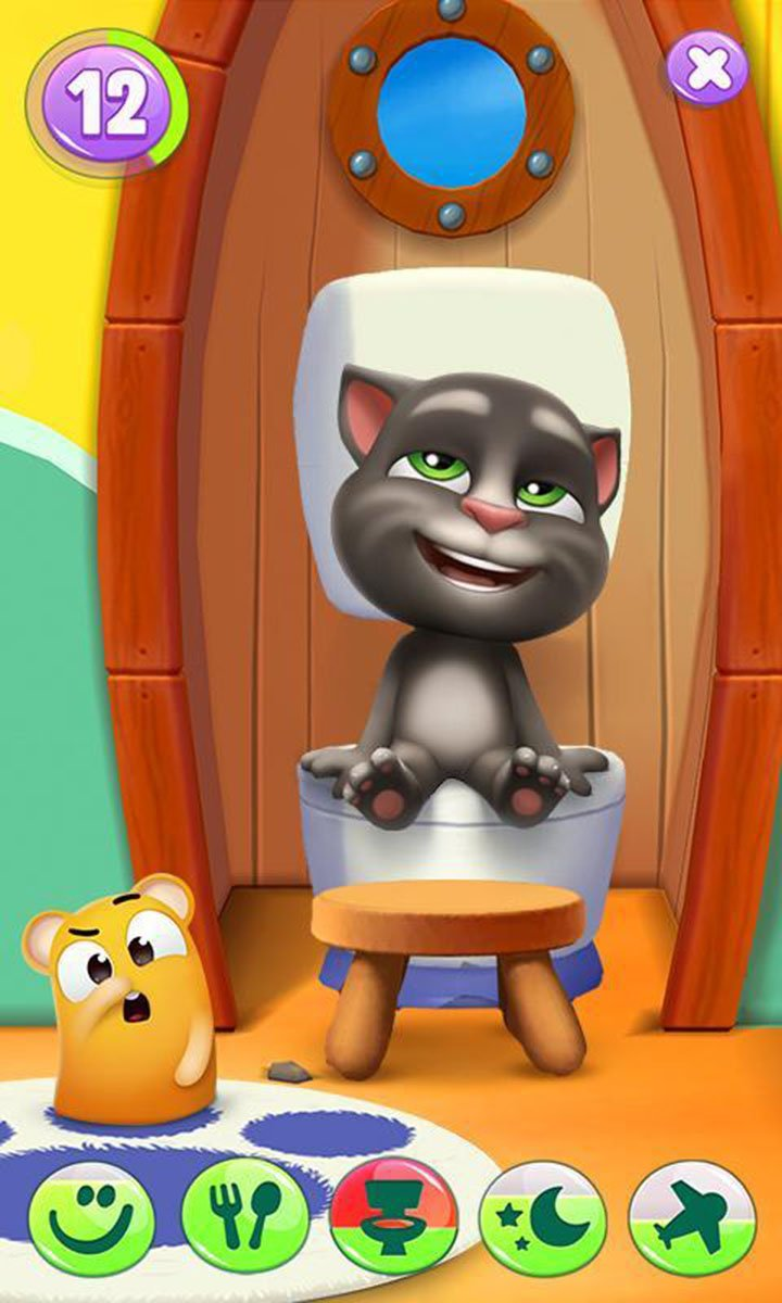 My Talking Tom 2 screen 2
