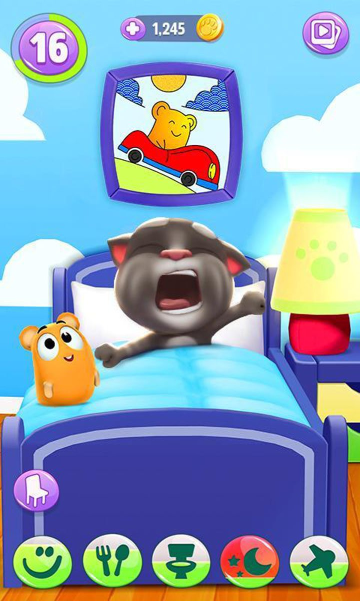 My Talking Tom 2 screen 3