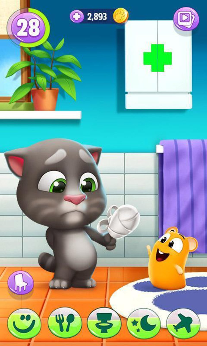 My Talking Tom 2 screen 5