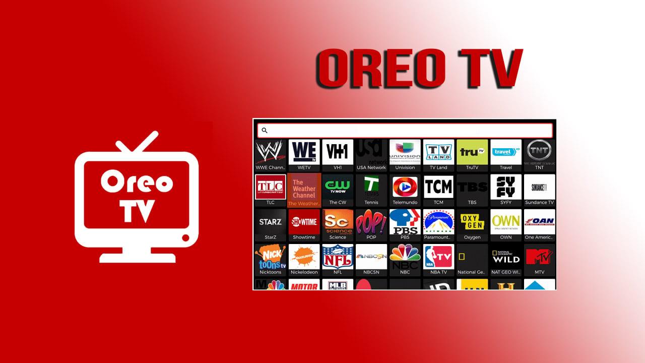 OREO TV poster