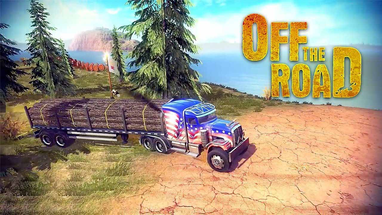 Off The Road poster