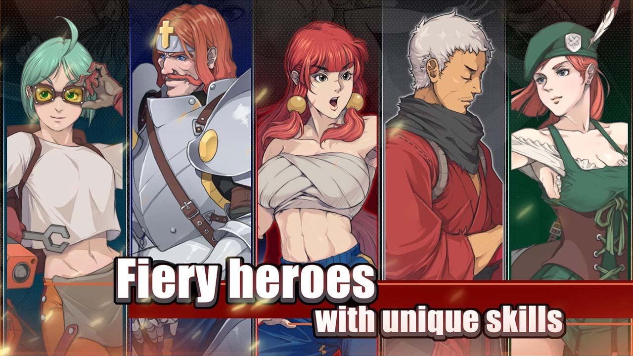 Other World Legends Screen 0