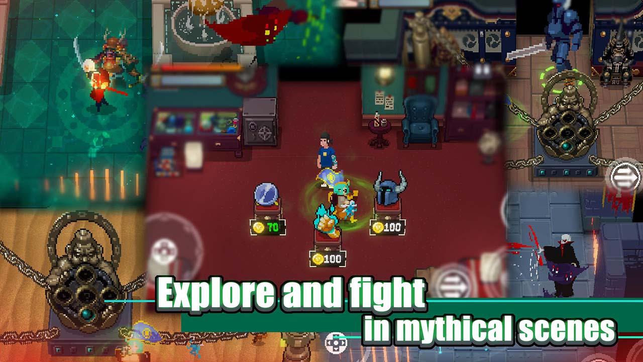 Other World Legends Screen 3