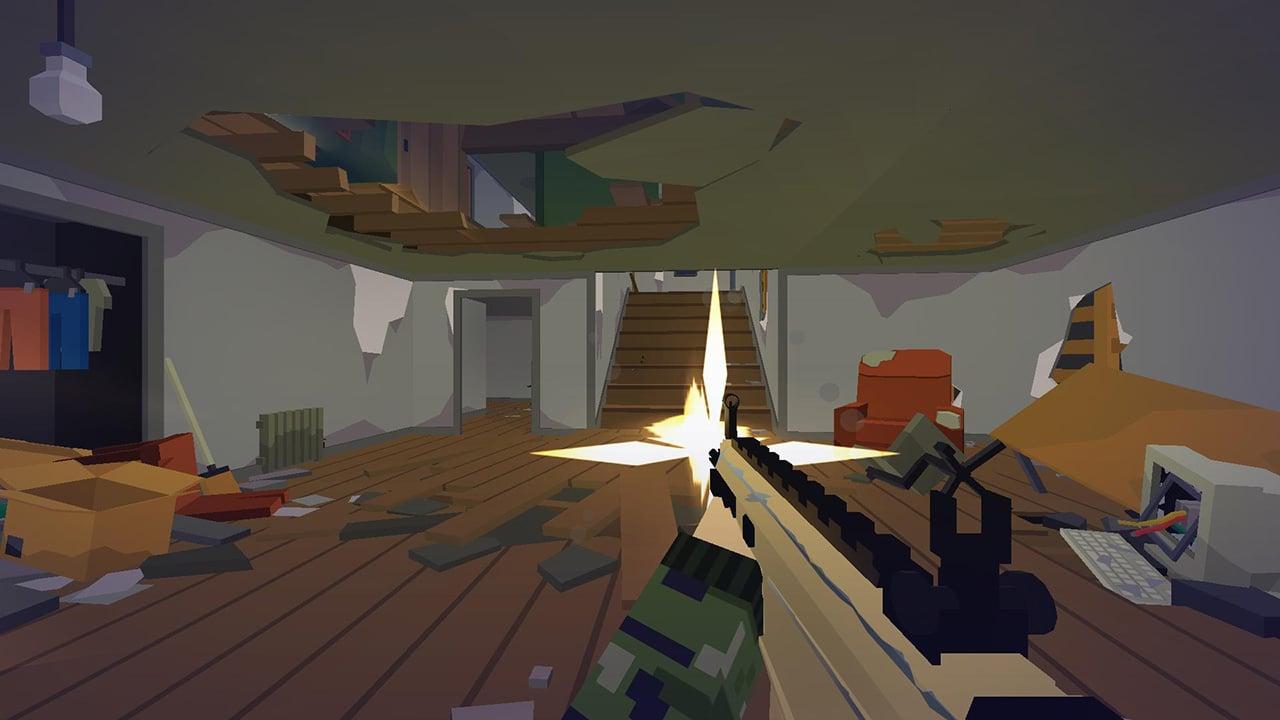 Pixel Combat Zombies Strike screen 3
