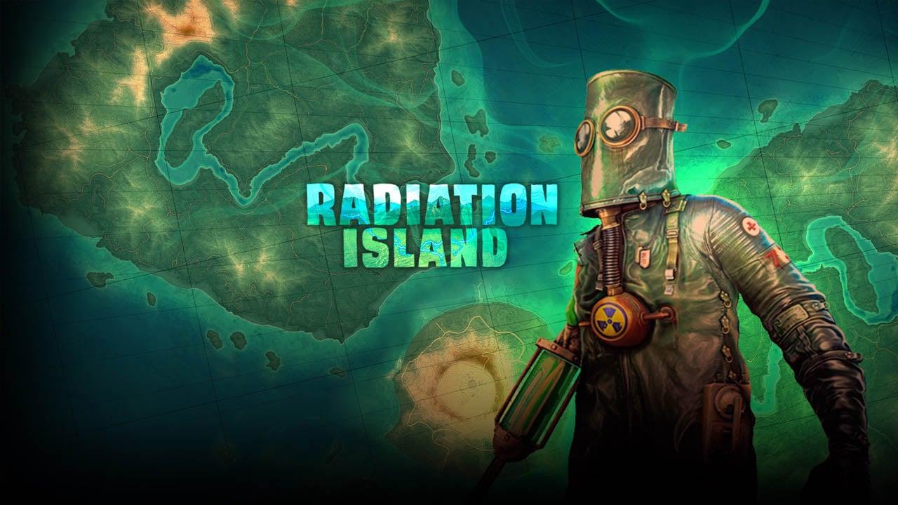 Radiation Island poster