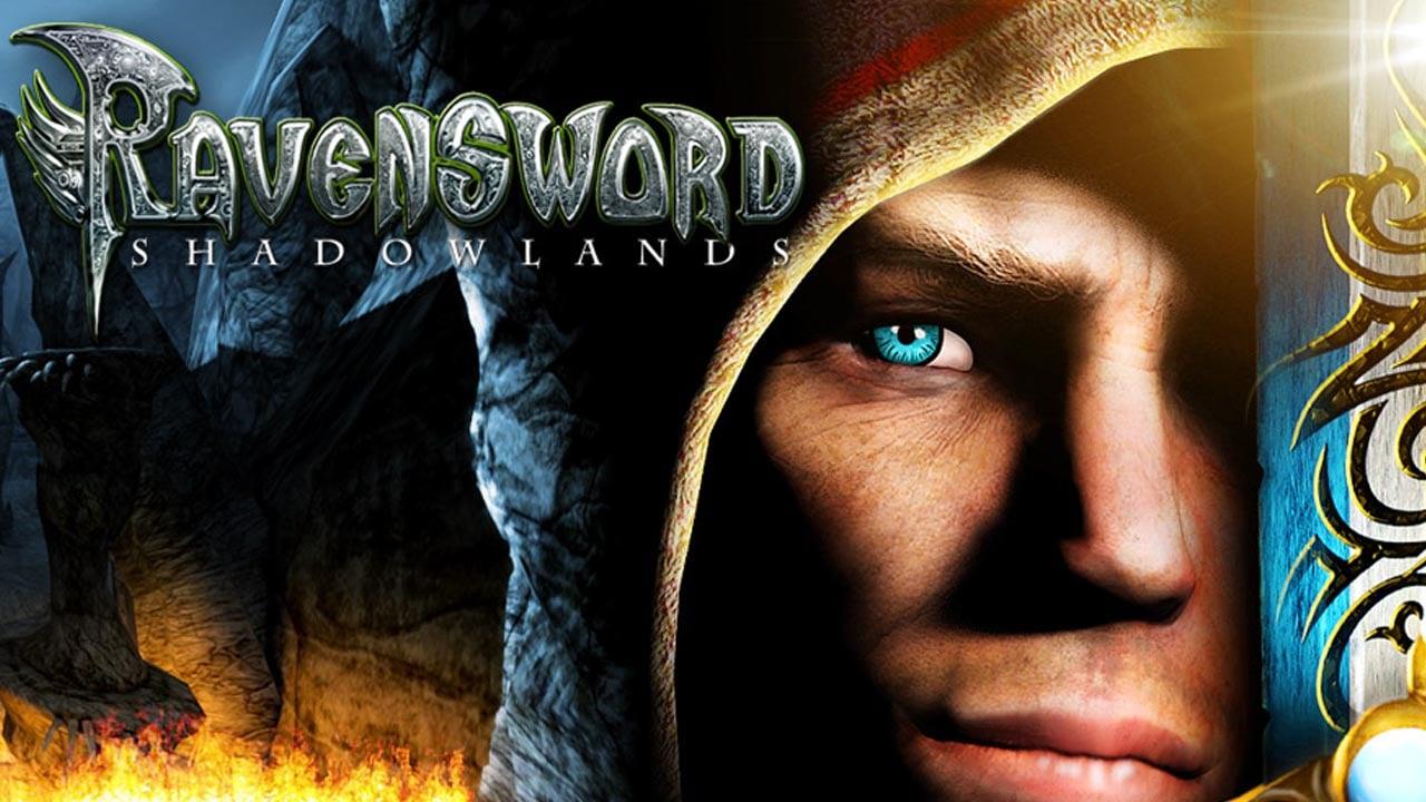 Ravensword Shadowlands poster
