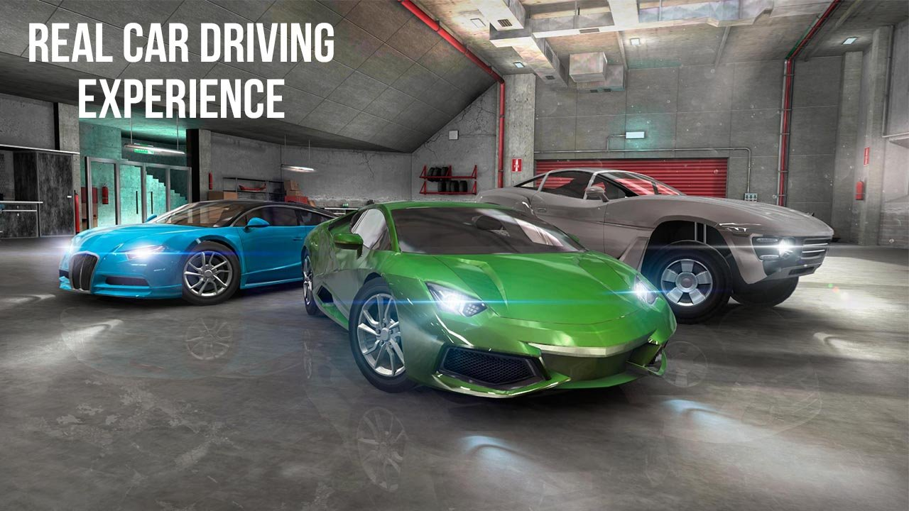 Real Car Driving Experience poster