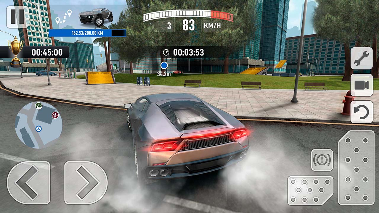 Real Car Driving Experience screen 1