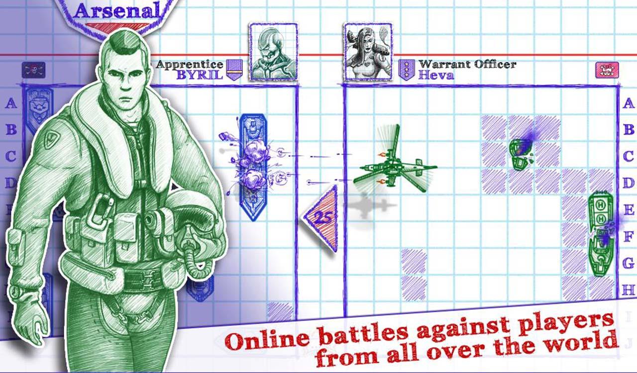 Sea Battle 2 screen 0