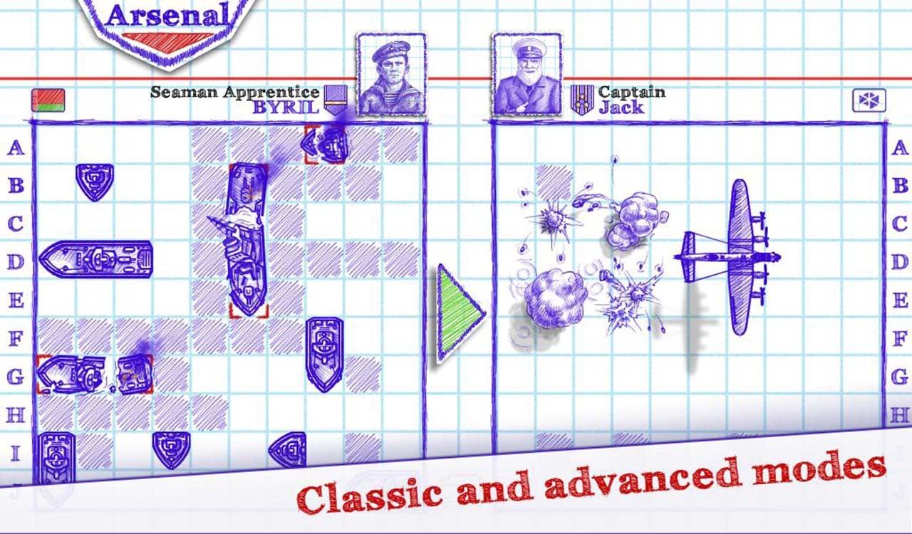 Sea Battle 2 screen 1