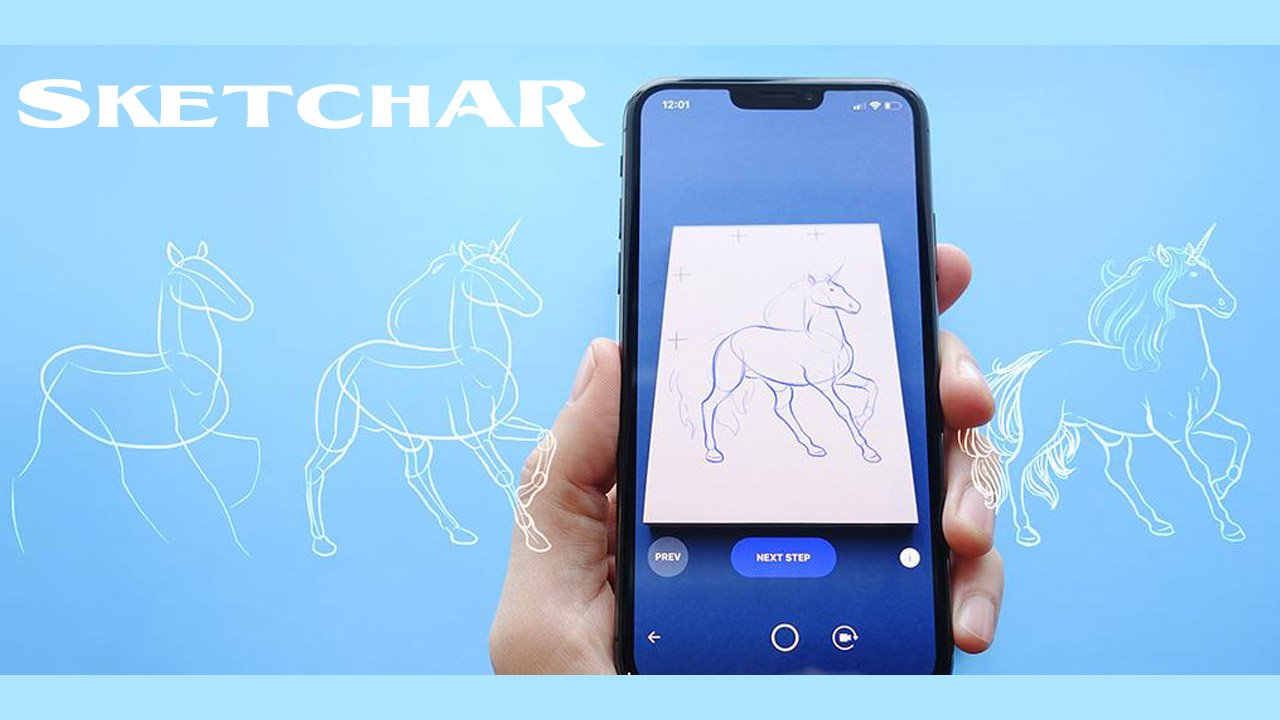 SketchAR poster