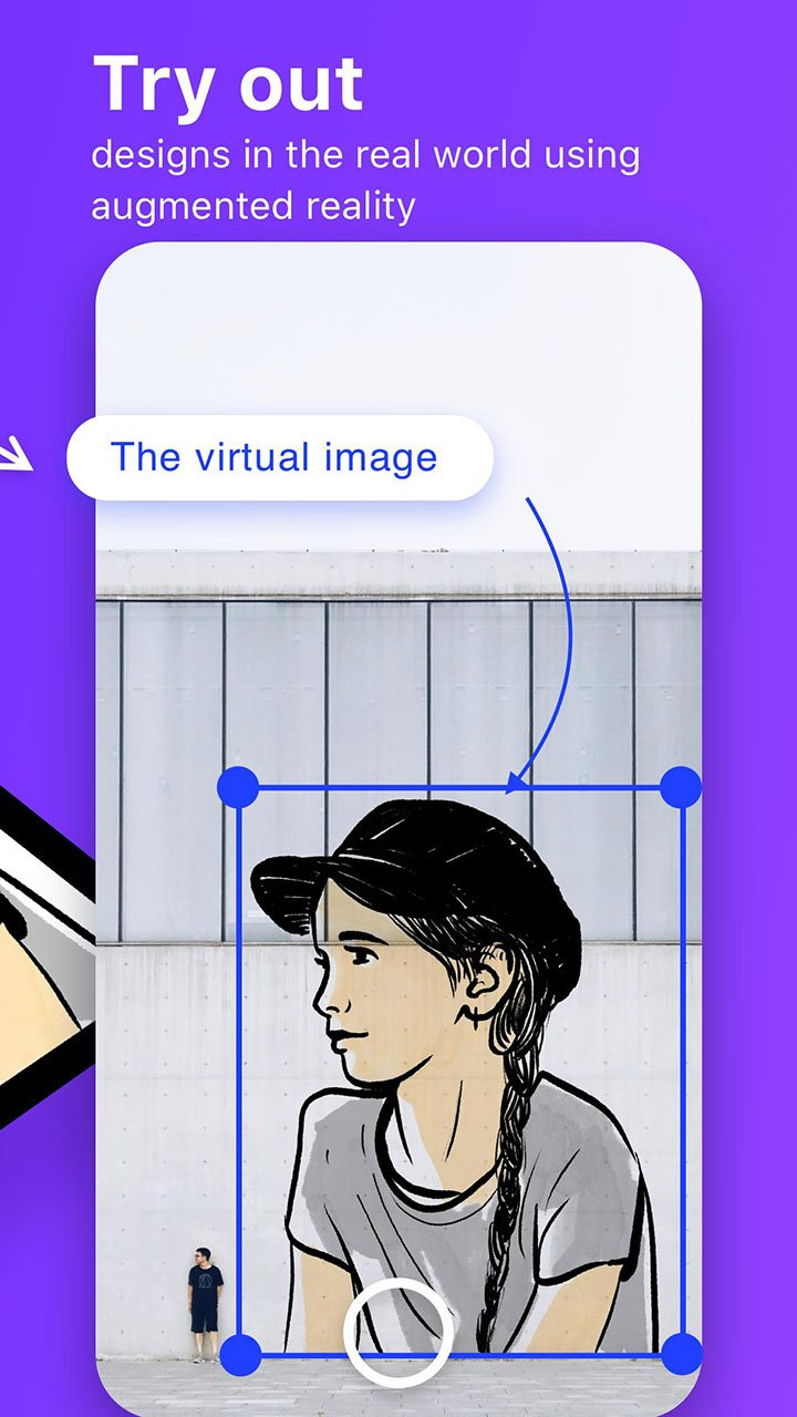 SketchAR screen 3