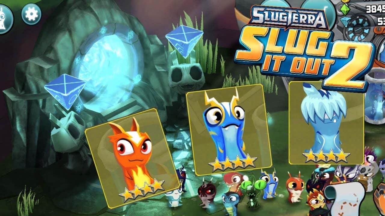 Slugterra Slug it Out 2 poster