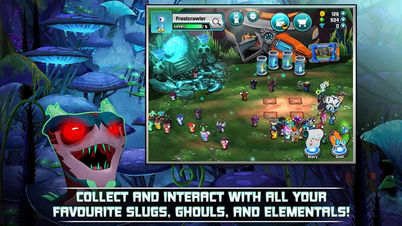 Slugterra Slug it Out 2 screen 1