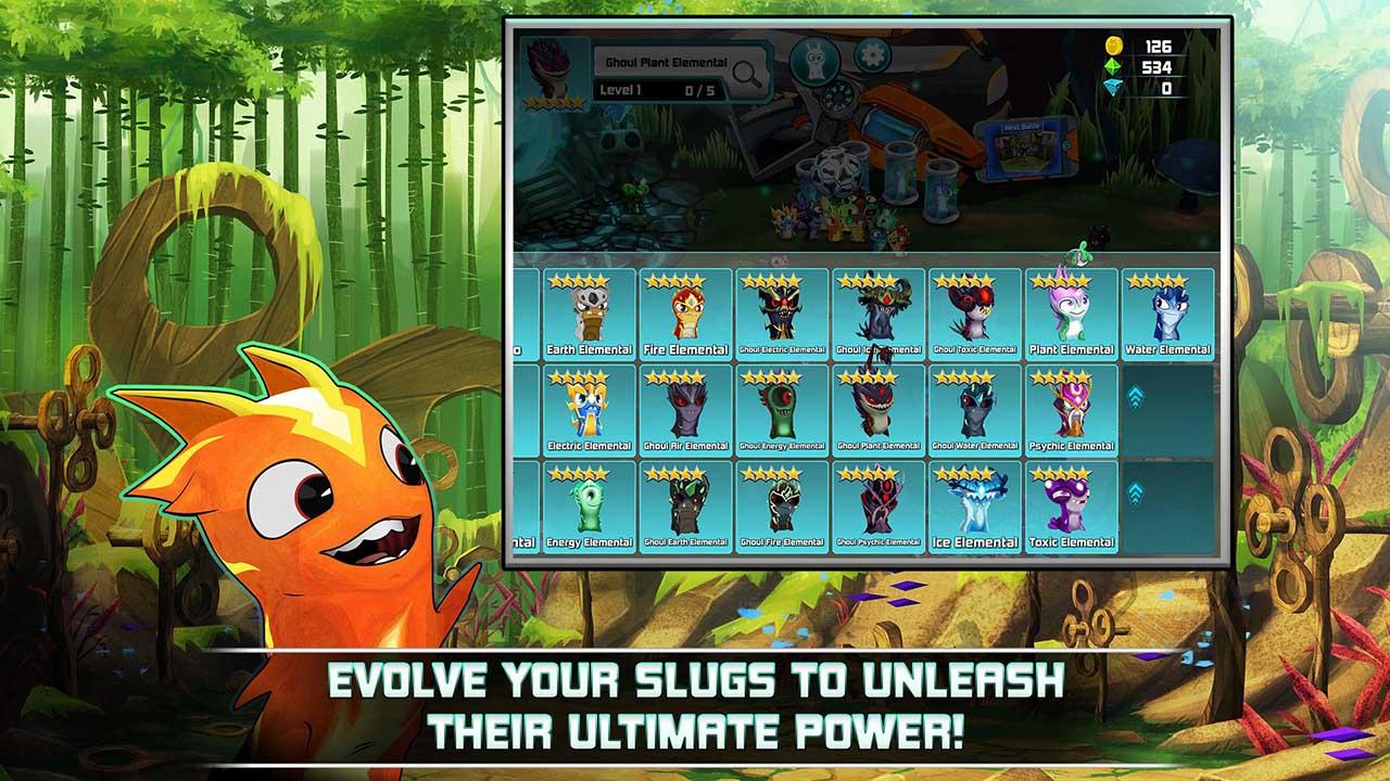 Slugterra Slug it Out 2 screen 2