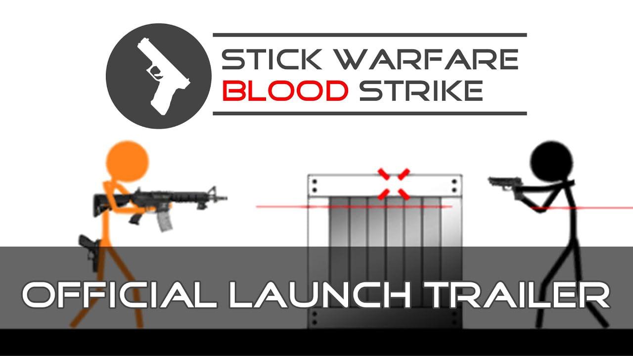 Stick Warfare Blood Strike poster