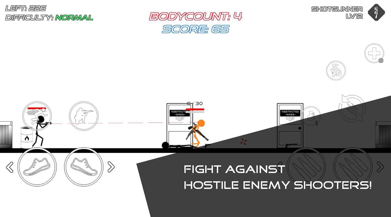 Stick Warfare Blood Strike screen 3