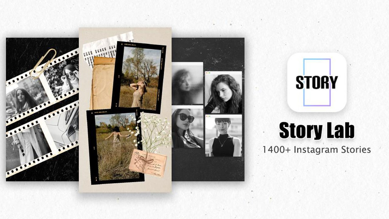 StoryLab poster