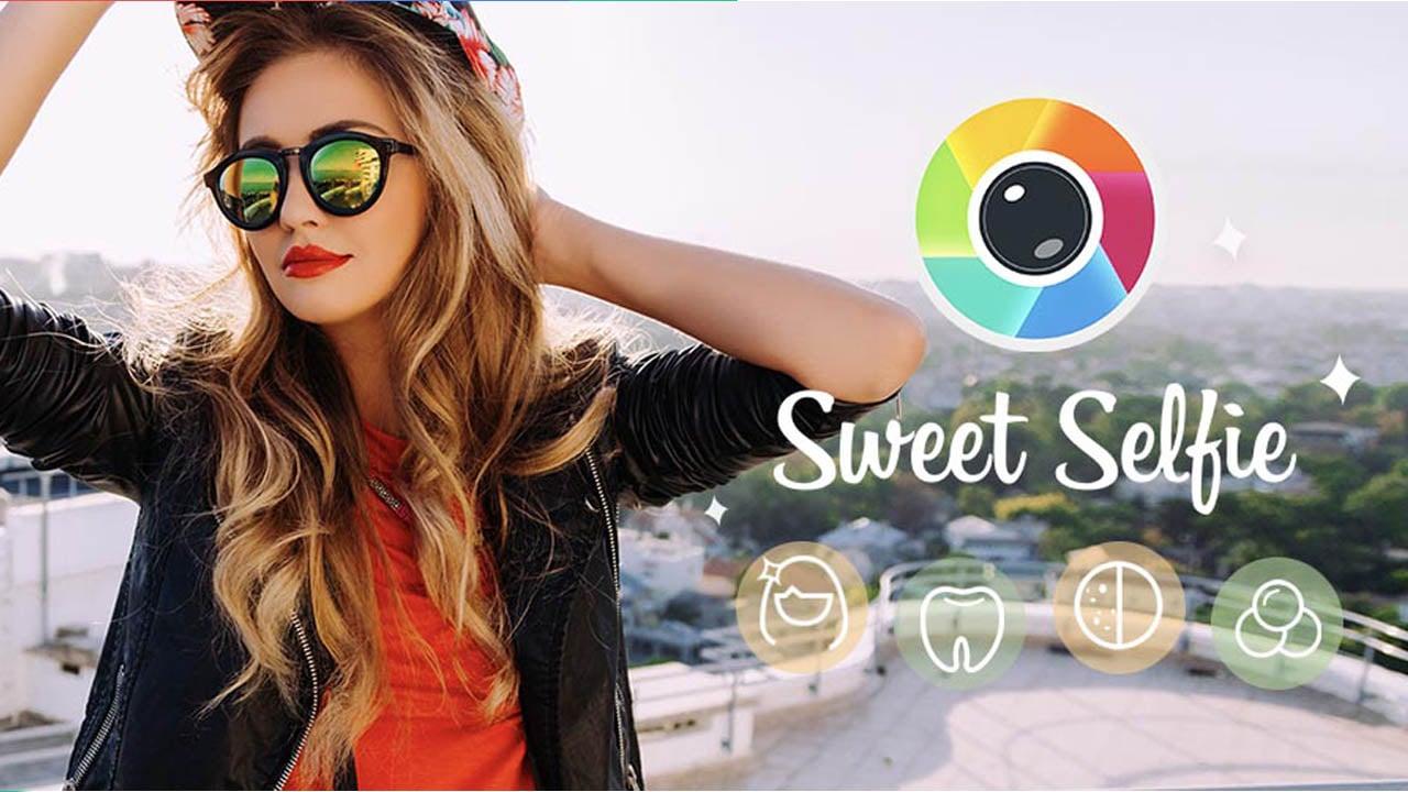 Sweet Selfie poster
