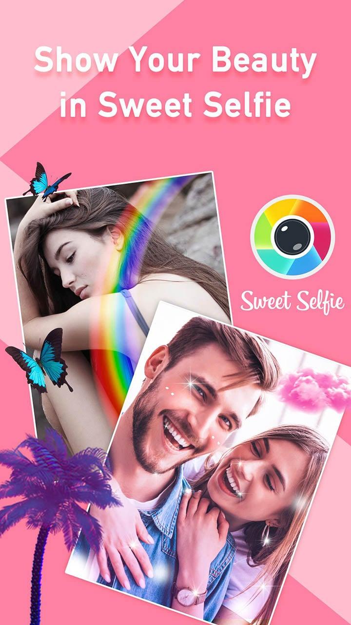 Sweet Selfie screen 1