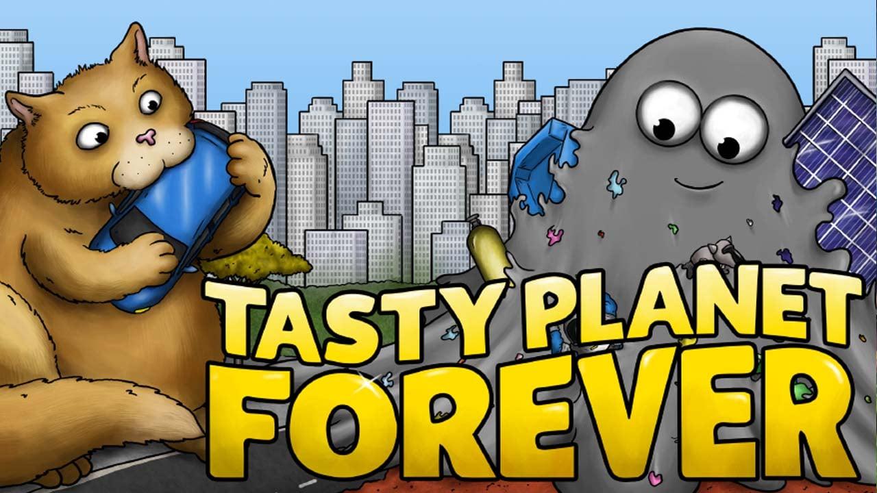Tasty Planet Forever poster