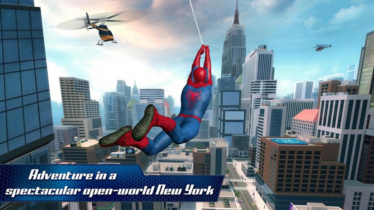 The Amazing Spider Man 2 screen 2