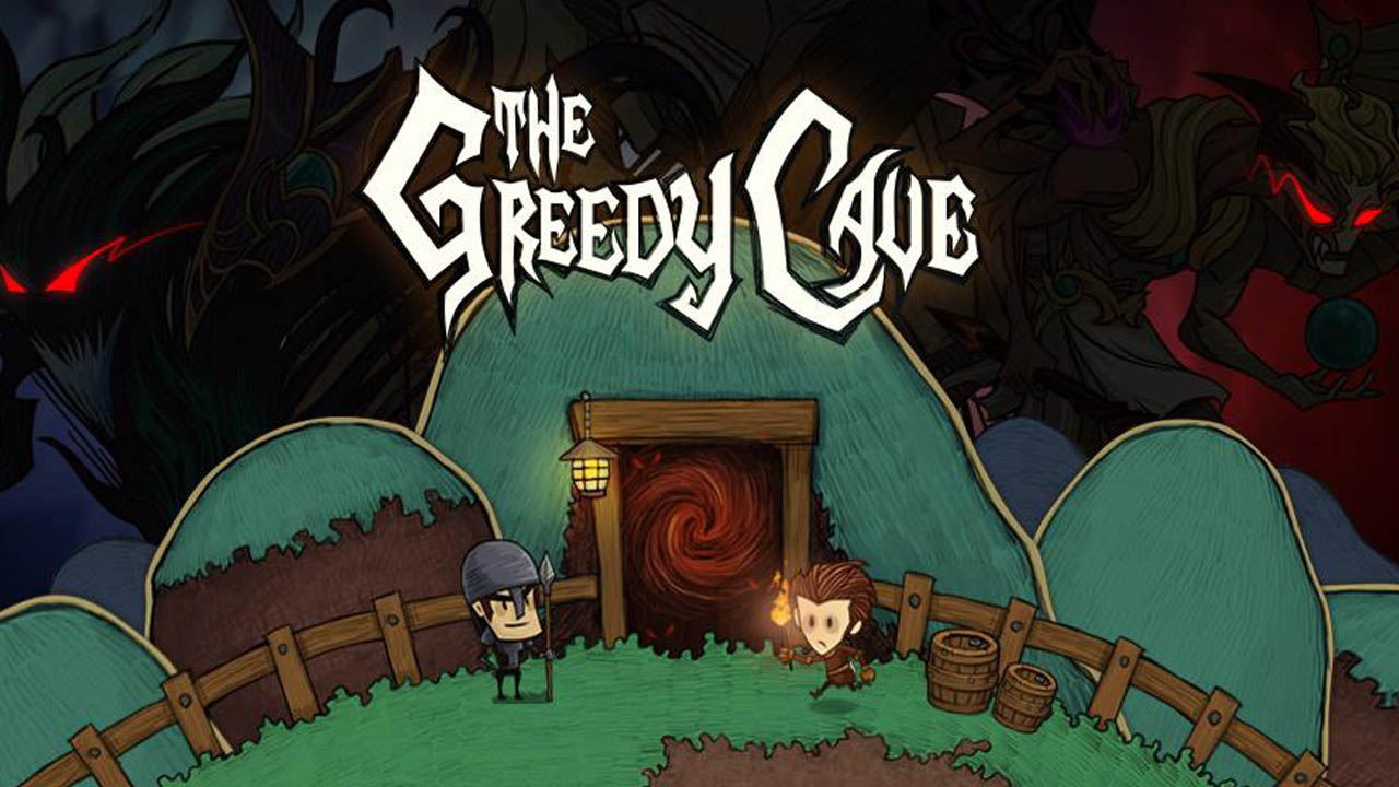 The Greedy Cave poster