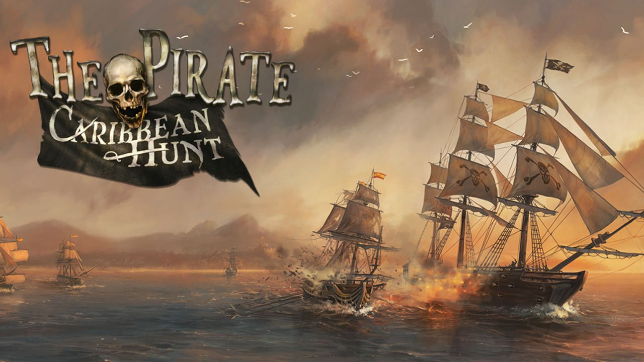 The Pirate Caribbean Hunt poster