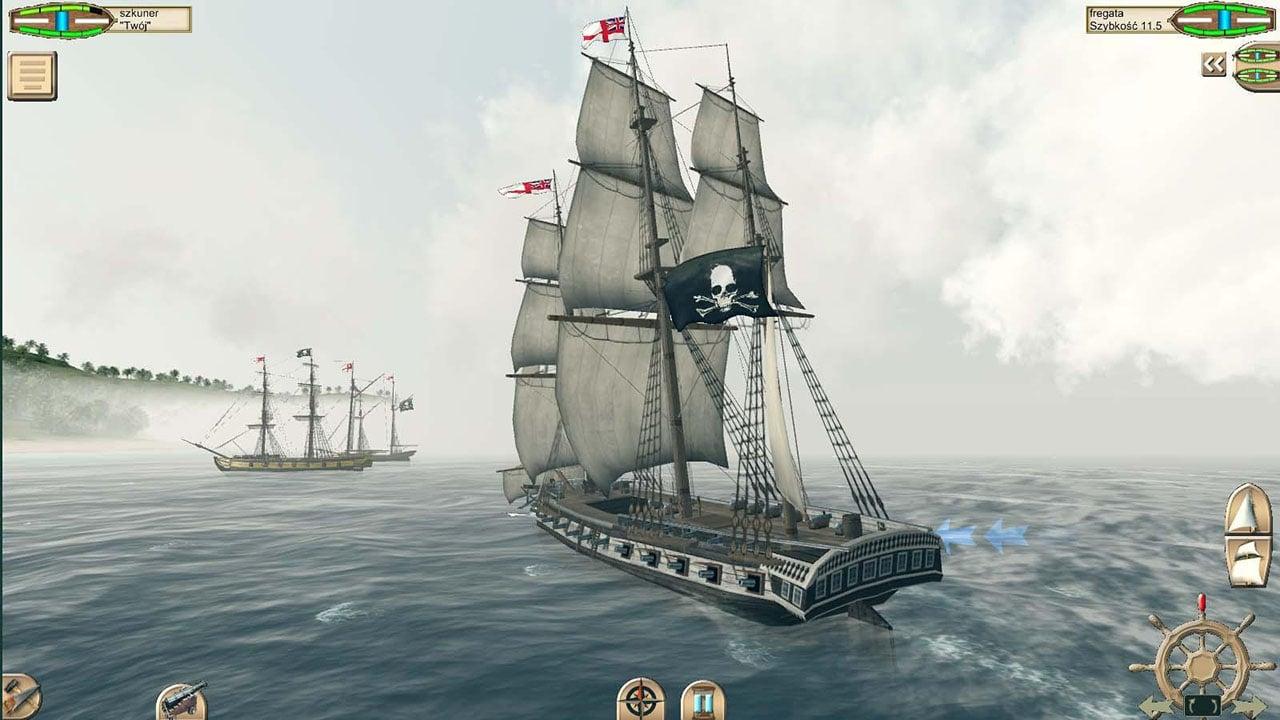 The Pirate Caribbean Hunt screen 0